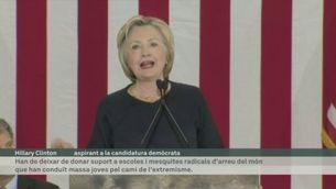 Declaracions Hillary Clinton