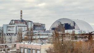 Una supercoberta per a Txernòbil