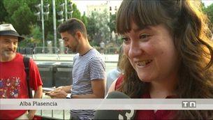 Missa a la Sagrada Família en record de les víctimes dels atemptats