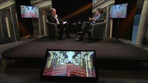 Entrevista a Carles Puigdemont a TV3