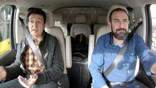 Al cotxe - Màgic Andreu i Manolo García