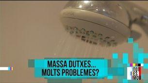 Ens dutxem massa? La nostra pell, en perill
