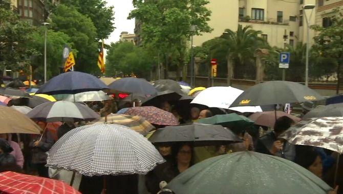 La Fiscalia de Madrid, a favor que Puigdemont es pugui presentar a les europees