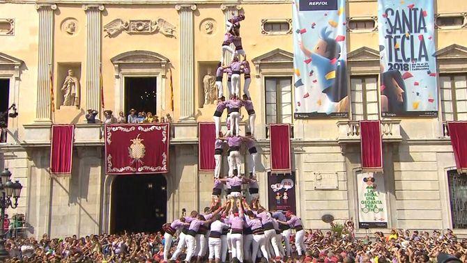 Els castells de Santa Tecla, a Catalunya Ràdio