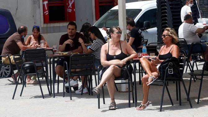 El turisme estranger no haurà de passar quarantena a partir de l'1 juliol