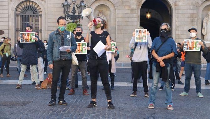 """La cultura veu """"discriminatori"""" poder trencar el confinament per anar a un míting"""