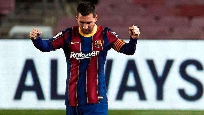 Schreuder lloa la figura de Leo Messi dins de l'ecosistema Barça