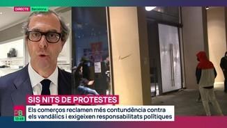 """Imatge de:Lluís Sans: """"Barcelona ja és la capital europea de la guerrilla urbana"""""""