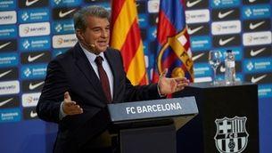 El Barça busca refinançar 500 milions d'euros de deute
