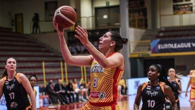 L'Uni Girona confirma la greu lesió de María Araújo al genoll dret