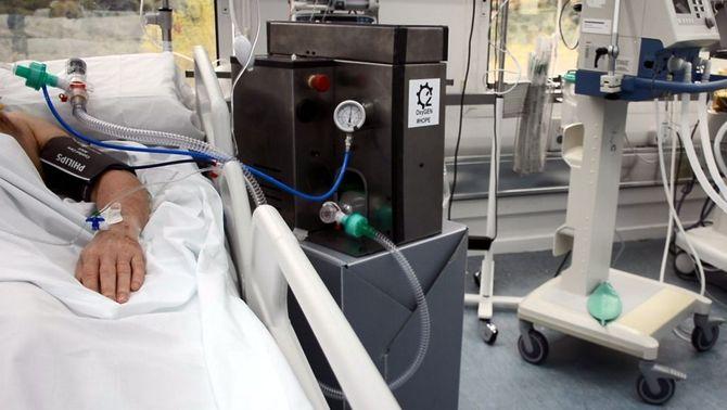 Un de cada tres pacients de Covid té algun trastorn neurològic o mental