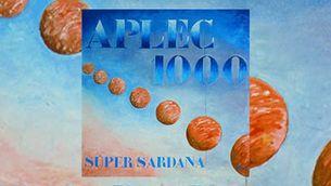 Caràtula de l'LP del concert de la SuperSardana de l'Any