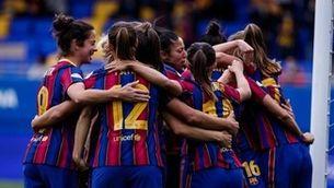 El Barça de Lluís Cortés, en 10 titulars