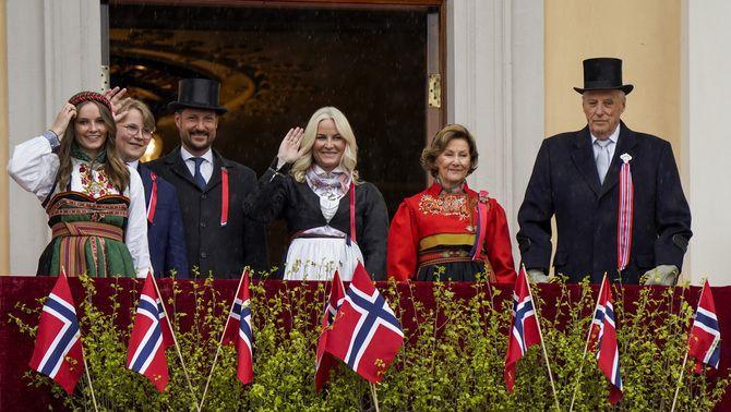 Algunes monarquies, com la Noruega, van plantar cara al nazisme (Europa Press)