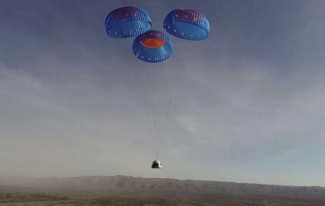 El fundador d'Amazon, Jeff Bezos, viatjarà a l'espai en el seu primer vol suborbital