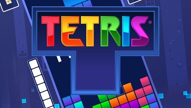 Imatge del videojoc Tetris