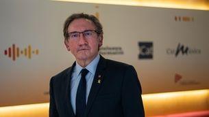 """Jaume Giró: """"No es pot avançar en cap taula de negociació si no es preserva el català"""""""