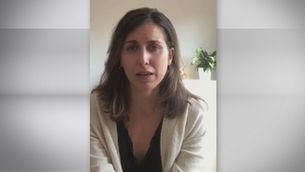 Marta Ramos ha denunciat la desaparició del seu fill Marc a Instagram