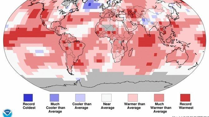 L'escalfament del planeta no s'atura: aquest juny ha estat el més càlid mai registrat