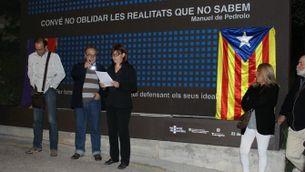 Homenatge a Companys a Tarragona