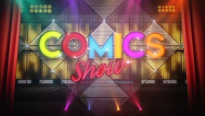 """Vine de públic a """"Còmics Show"""""""