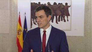 Declaracions PSOE i Ciutadans