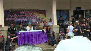 Rescatats els primers nois de la cova de Tailàndia