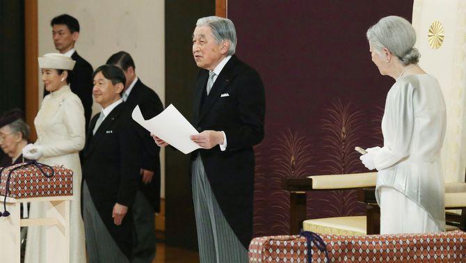 El Japó: un nou emperador per als nous temps