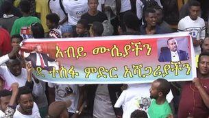 Etiòpia reacciona amb orgull al Premi Nobel de la Pau per al seu primer ministre