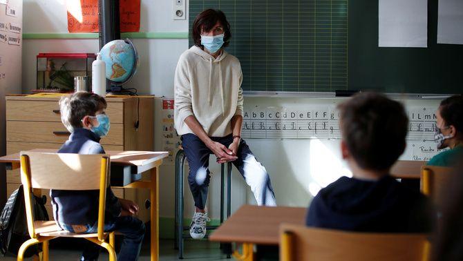 De França al Canadà: el retorn a classe amb el coronavirus