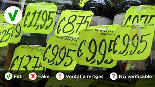"""Han pujat els preus durant el confinament? """"Fets o 'fakes'"""", Catalunya Ràdio"""