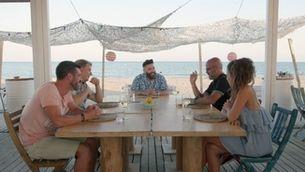 Marc Ribas busca l'excel·lència als xiringuitos de platja