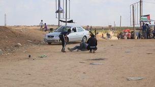 Gaza: entre dos focs