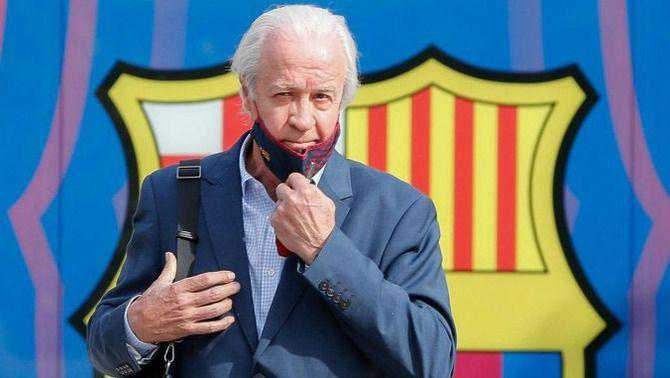 """Tusquets insta Laporta a """"anteposar els interessos del Barça"""" als electorals"""