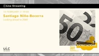 Santiago Niño Becerra, al Foros 2021 de la UIC - Barcelona School of Architecture