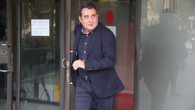 El Suprem obre la porta a l'ingrés de Manuel Bustos, exalcalde de Sabadell, a la presó