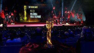 14 produccions participades per TV3, premiades als XIII Premis Gaudí