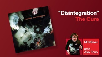 "Imatge de:""Disintegration"", de The Cure"