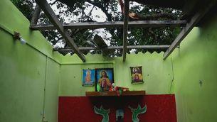 La tempesta tropical Tauktae colpeja l'Índia