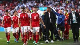 El seleccionador danès confessa que no haurien hagut de tornar a jugar