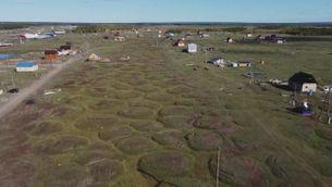El permafrost de Sibèria es fon i causa grans danys en cases i infraestructures