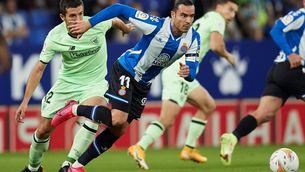 L'Espanyol salva un empat contra l'Athletic (1-1)