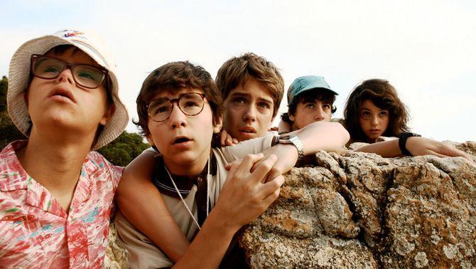"Els cinc nens protagonistes d'""Herois"", de Pau Freixas, un cant a la infantesa"