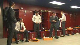 El Barça es fa la foto oficial