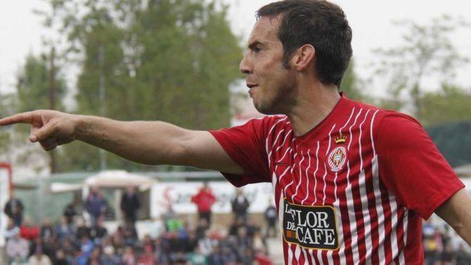 David García continuarà al Girona dues temporades més