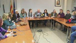 Girona polèmica per l'alcaldia