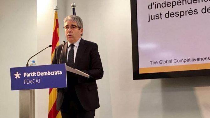 Homs denuncia Rajoy a la Fiscalia per incomplir sentències del Constitucional