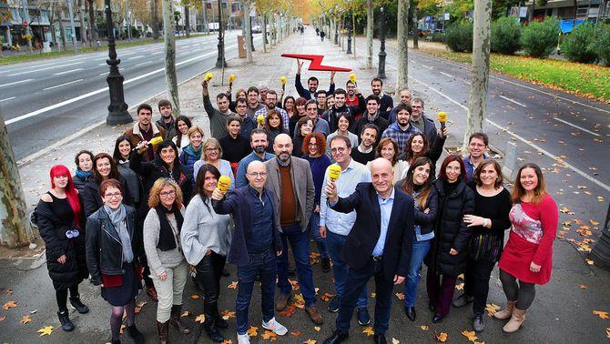 Catalunya Ràdio rep l'Ondas a la millor cobertura pels atemptats del 17 d'agost