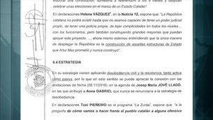 L'informe de la Guàrdia Civil sobre els CDRs que ha demanat el jutge del Suprem Pablo Llarena