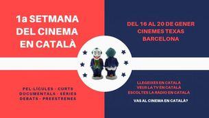 La 1a Setmana del Cinema en Català arriba als Cinemes Texas, amb el suport de TV3
